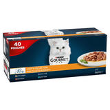 Gourmet Perle Chef's Collection Mini Fillets in Gravy 40 x 85g (3400g)