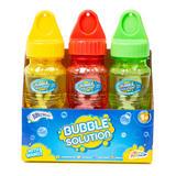 Grafix Bubbletastic Bubbles 3 Pack