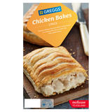 Greggs 2 Chicken Bakes 306g