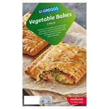 Greggs 2 Vegetable Bakes 310g