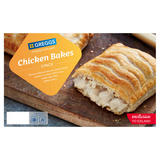 Greggs Chicken Bakes 306g