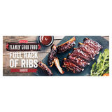 Hall's Flamin' Good Food Full Rack of Ribs Barbecue 400g