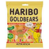 HARIBO Halal Goldbears Bag 100g