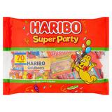 HARIBO Super Party Multipack Bag 1.12kg