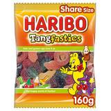 HARIBO Tangfastics Bag 160g