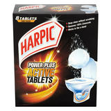 Harpic PowerPlus Active 8 Tablets 200g