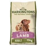 Harringtons Lamb & Rice Dry Adult Dog Food 15kg
