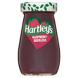 Hartley's Raspberry Seedless 300g