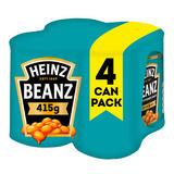 Heinz Baked Beanz 4 x 415g