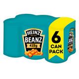 Heinz Baked Beanz 6 x 415g