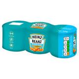 Heinz Beanz 3 x 200g