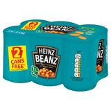 Heinz Beanz 6 x 415g