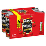 Heinz Cream of Tomato Soup 6 x 400g