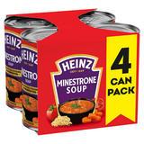 Heinz Minestrone Soup 4 x 400g