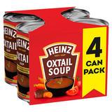 Heinz Oxtail Soup 4 x 400g