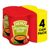 Heinz Vegetable Soup 4 x 400g
