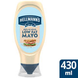 Hellmann's Delicious Low Fat Mayo 430 ml