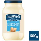 Hellmann's Light Mayonnaise 600 g