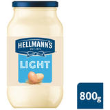 Hellmann's Light Mayonnaise 800 g