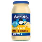 Homepride Pasta Bake Mac 'N' Cheese 485g