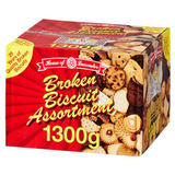 House Lancaster Broken Biscuit Assortment 1.3Kg