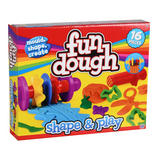 HTI Toys Fun Dough Shape and Play