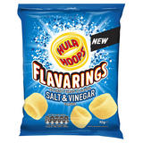 Hula Hoops Flavarings Salt & Vinegar Flavour 90g