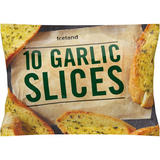 Iceland 10 Garlic Slices 260g