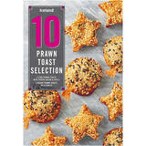 Iceland 10 Prawn Toast Selection 200g