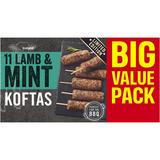 Iceland 11 Lamb & Mint Koftas 550g