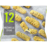 Iceland 12 (approx.) Mozzarella Sticks 180g