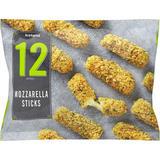 Iceland 12 (approx.) Mozzarella Sticks 180g