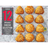 Iceland 12 Breaded Cheese Selection 288g