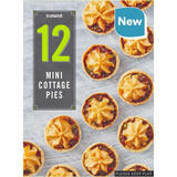 Iceland 12 Mini Cottage Pies 516g