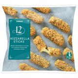 Iceland 12 Mozzarella Sticks 180g