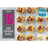 Iceland 16 (approx.) BBQ Chicken Bites 395g