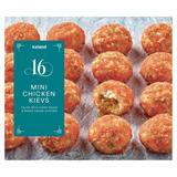 Iceland 16 Mini Chicken Kievs 448g