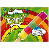 Iceland 16 Rainbow Lollies 608ml