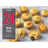 Iceland 24 Mini Pies 840g (24 x 35g)