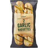 Iceland 2 Garlic Baguettes 338g