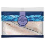 Iceland 2 Large Sea Bass Fillets 280g