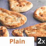 Iceland 2 Naan Breads