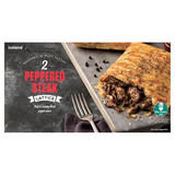 Iceland 2 Peppered Steak Lattice 400g