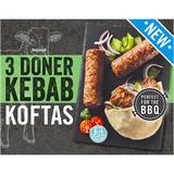 Iceland 3 Doner Kebab Koftas 300g