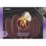 Iceland 4 Chocolate Truffle Majestics 256g