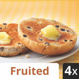 Iceland 4 Fruited Teacakes