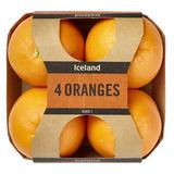 Iceland 4 Oranges