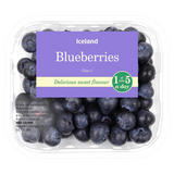 Iceland 50% Extra Free Blueberries 150g