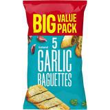 Iceland 5 Garlic Baguettes 845g