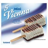 Iceland 5 Mini Vienna 175g